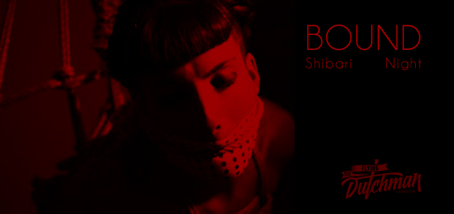 Bound | Shibari Night | London UK