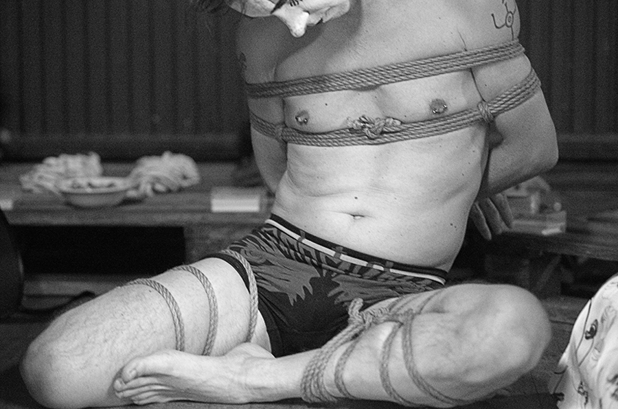 private shibari lessons
