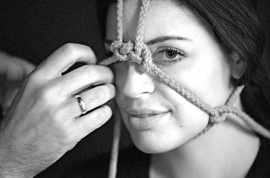 Shibari for beginners .... and beyond